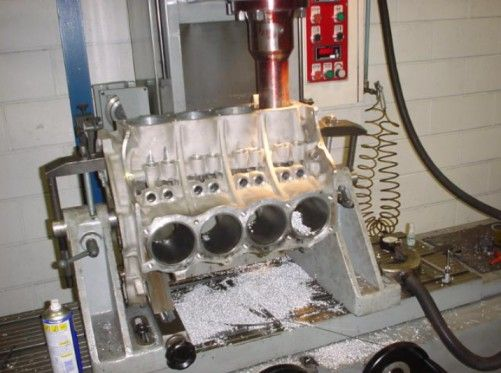 cilinders boren
